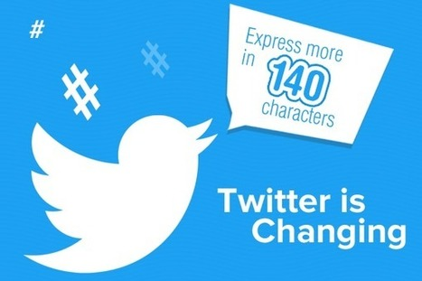 Twitter Relaxes 140-character Limit Allowing Users To Post Longer Tweets | Latest News and Event | Scoop.it