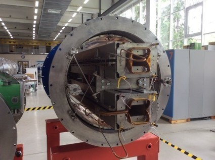 Dubna/JINR: building for the future | Nuclear Physics | Scoop.it