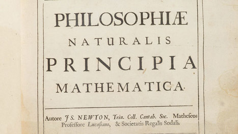 Cambridge gives Newton papers to the world | Math, technology and learning | Scoop.it