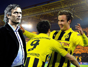Bóng đá - Dortmund - Real: Ván bài ngửa của Mourinho   Thể thao   Scoop.it