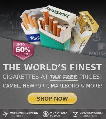 Buy Cigs Online - Buy European made cigarettes | Buy Cigs Online | Scoop.it