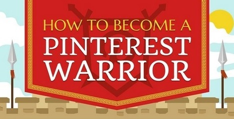 How To Rule Pinterest For Ages [Infographic] | Everything Marketing You Can Think Of | Scoop.it