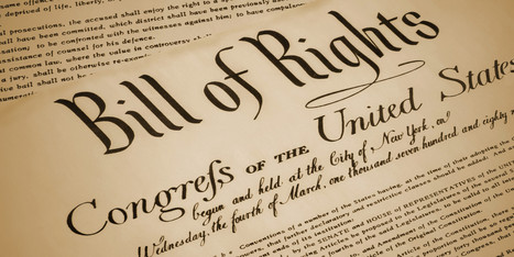 Bullet Holes in the Bill of Rights - Huffington Post | RI.11-12.8: Evaluating the reasoning in seminal U.S. texts. | Scoop.it