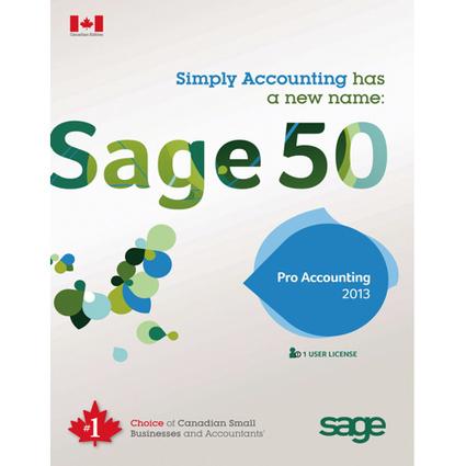 Sage 50 Comptabilité Pro 2013 : Logiciels comptabilité et paie - Future Shop | Imagestion | Scoop.it