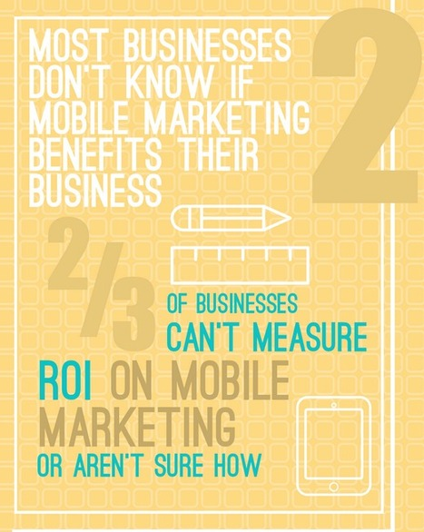 4 Things You Need to Know About Mobile Marketing in 2014   Email Marketing Tips   Scoop.it