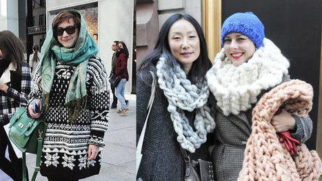 Bill Cunningham   Winter Fashion Begins - New York Times   FCS   Scoop.it