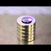 This Tiny Hover-Disc Can Be Driven Around with Nothing but Lasers | CLOVER ENTERPRISES ''THE ENTERTAINMENT OF CHOICE'' | Scoop.it
