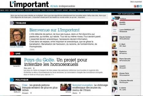 Un site de veille média «100% Twitter» voit le jour   Média's life   Scoop.it
