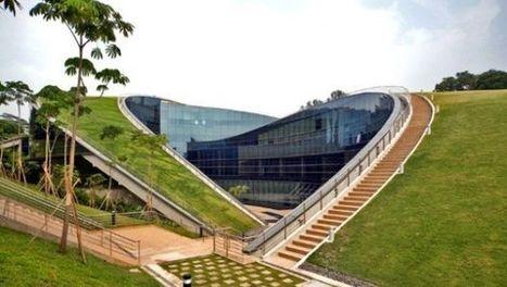 Architettura sostenibile: 10 tetti verdi mozzafiato | Eco-Edilizia e Risparmio Energetico | Scoop.it