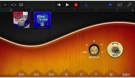 Here Is A Great Free Interactive Guide for Music Teachers Featuring GarageBand App | iPads in High School | Scoop.it