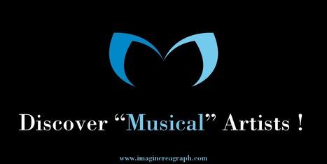 A la découverte des artistes musicaux | Imagincreagraph.com | Scoop.it