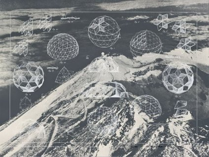 Buckminster Fuller and the GeodesicDome | Design for Social Innovation | Scoop.it