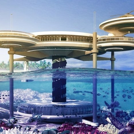 Dubai's underwater hotel promises submersible luxury (Wired UK) | All about water, the oceans, environmental issues | Scoop.it