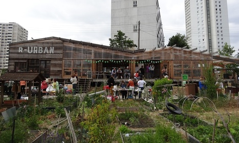 Why is a Paris suburb scrapping an urban farm to build a car park? | LIFE | Scoop.it