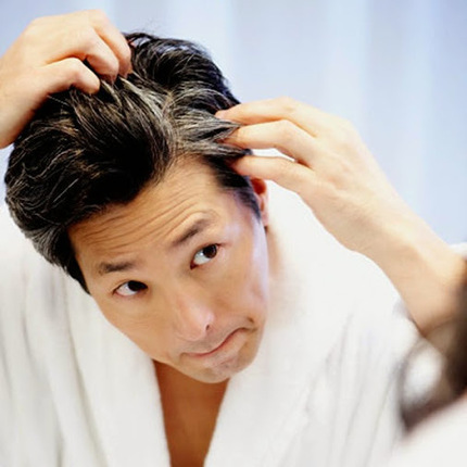 Myth: Removing first grey can cause more grey. Hair turns grey because of your… | hairtransplantdelhi.org | Scoop.it