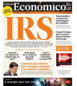 Juízes exigem blindagem dos seus vencimentos | Direito Português | Scoop.it