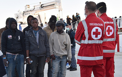 Italy accused of bringing in Islamist 'terrorists' after Christians thrown into sea | ''SNIPPITS'' | Scoop.it