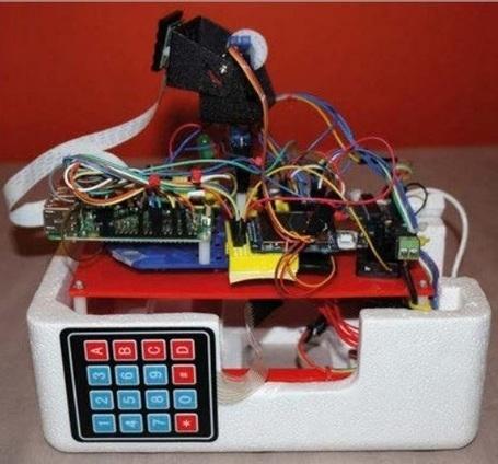 Support de caméra motorisé pour réaliser un time-lapse   Raspberry pi   Scoop.it