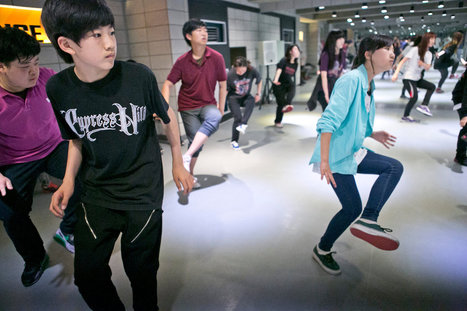 Cramming for Stardom at Korea's K-Pop Schools | Ms. Postlethwaite's Human Geography Page | Scoop.it