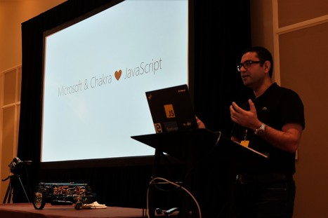 Microsoft Edge's JavaScript engine to go open-source   Web tools and technologies   Scoop.it