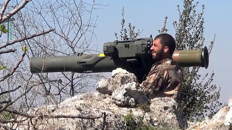US has reportedly started supplying Syrian rebels with anti-tank weapons #Shame on US #Obama | Saif al Islam | Scoop.it