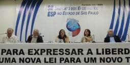 Lei popular sobre comunicação chega às ruas em 1º de maio | Carta Capital | Mídia no Brasil | Scoop.it