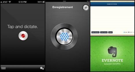 6 herramientas para realizar transcripciones de voz a texto | El rincón de mferna | Scoop.it