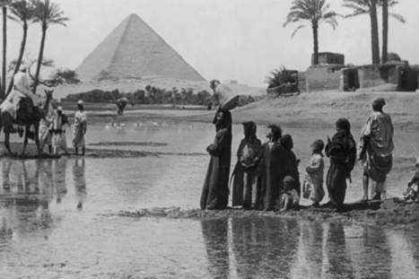 Sailing the Nile akin to wading through Egypt's history, says author Toby ... - The National | Ancient Geography | Scoop.it