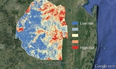 Real time maps could predict and prevent the spread of malaria | Location Is Everywhere | Scoop.it
