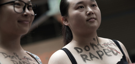 Online Support--and Mockery--Await Chinese Feminists | Fabulous Feminism | Scoop.it
