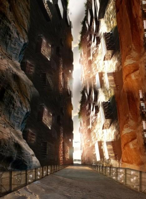 Une ville sous-marine pour relier deux continents? | NOVABUILD - La construction durable en Pays de la Loire | Scoop.it