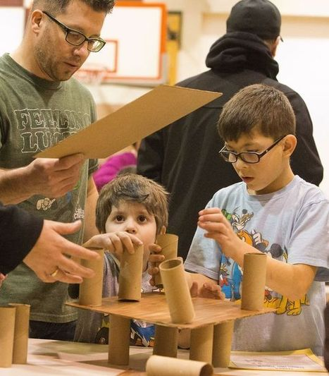 Building a tumbling tower - The Wenatchee World Online | Science 6-8 | Scoop.it