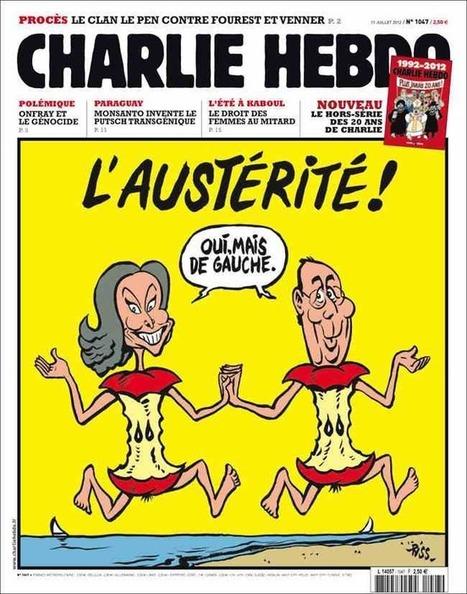[PRESSE] L'appel aux dons de Charlie Hebdo | Les médias face à leur destin | Scoop.it