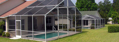 custom pool enclosures Clearwater | Tampa screen Room Contractors | Scoop.it
