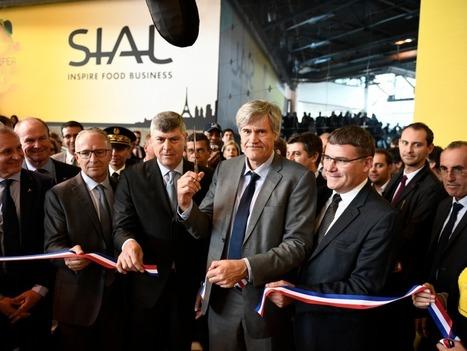 De l'extrait d'escargot aux canettes en carton, 3 tendances à retenir du Sial, le salon international de l'alimentation   Attitude BIO   Scoop.it