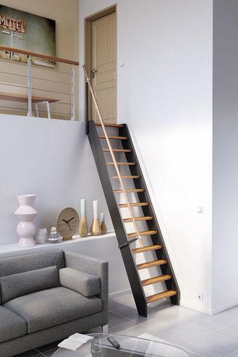 gain de place Venise de Lapeyre  Veille escaliers  Scoopit ~ Main Courante Bois Lapeyre