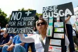 Au Venezuela, le calvaire de ceux qui vivent sans médicaments | Sciences, l'Espace, le Temps et le Monde | Scoop.it
