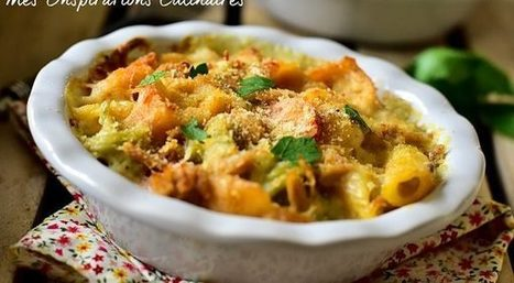 Gratin de pâtes au thon | Cuisine Du Monde -cuisine Algerienne- recettes ramadan | Scoop.it