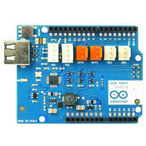 RS - Host shield allows users to connect a USB device to an Arduino processor ... - Electropages (blog) | Raspberry Pi | Scoop.it