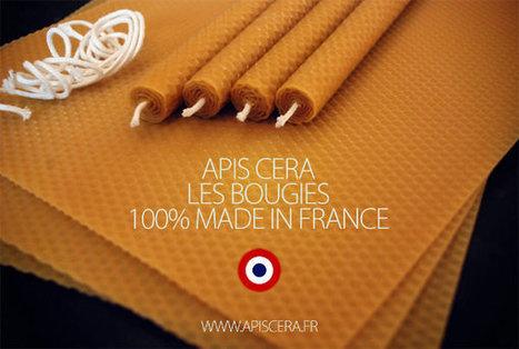 Apis Cera les bougies 100% naturelles à la française | Blog Esprit-Design : tendance Design / Deco | Miscellanées de parfums niche, petit producteur de champagne, de vins, foie gras, caviar, | Scoop.it