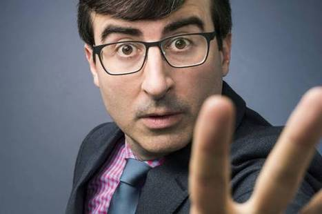 How John Oliver won the Internet - Salon   Occupy Your Voice! Mulit-Media News and Net Neutrality Too   Scoop.it