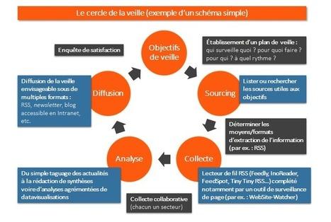 DSI : construire sa stratégie de veille   Sciences de l'Information   Scoop.it