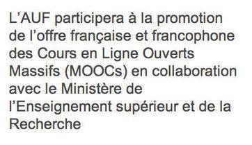 Les Moocs : un enjeu pour l'université française, la communauté universitaire francophone et la langue française - Ludovia Magazine | MOOC langues étrangères | Scoop.it
