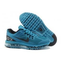 Men Air Max 2013 Cheap Blue Black | Cheap KD Shoes | Scoop.it