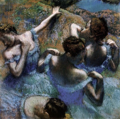 Life and Paintings of Edgar Degas (1834 - 1917) | About Art & Creativity | Scoop.it