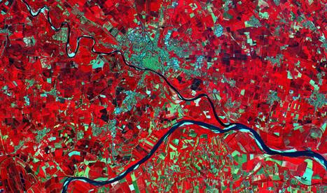 Europa como nunca antes había sido vista desde el espacio exterior | Uso inteligente de las herramientas TIC | Scoop.it