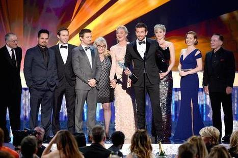 'American Hustle' hauls in Hollywood actors' top prize - CNBC.com | CLOVER ENTERPRISES ''THE ENTERTAINMENT OF CHOICE'' | Scoop.it