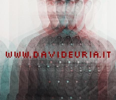 MY WEBSITE | Davide Uria | Scoop.it