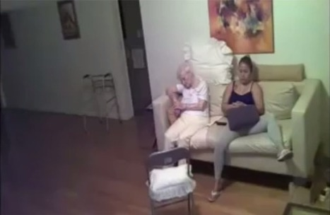 Daughter's Hidden Camera Catches The Brutal Beating Of 94 Year Old Grandma | Doze4Fun | Family-Centred Care Practice | Scoop.it