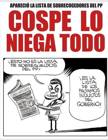 ¿Qué ha dicho la Cospe sobre lo de los sobres? · eljueves.es · Actualidad | Partido Popular, una visión crítica | Scoop.it